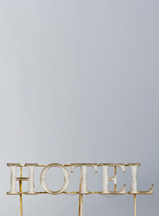 Hotel    #typography #font #typeface #vintage #stylingsinja