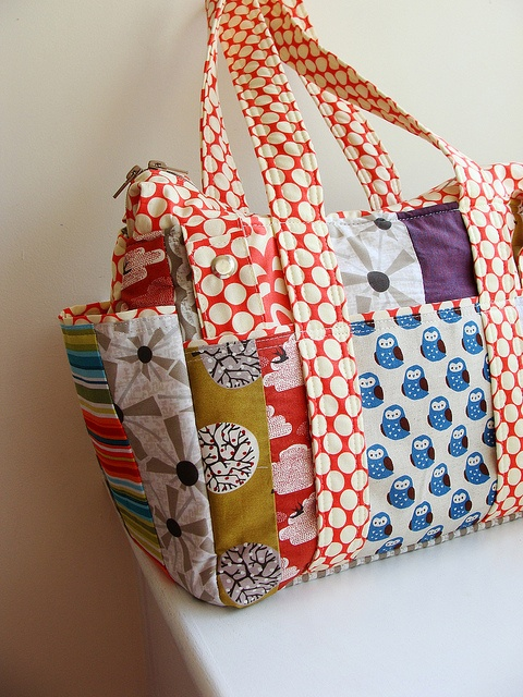 The greatest looking diaper bags!