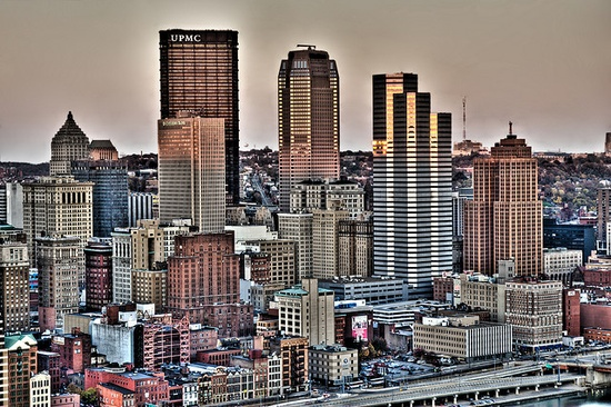 Love Pittsburgh.
