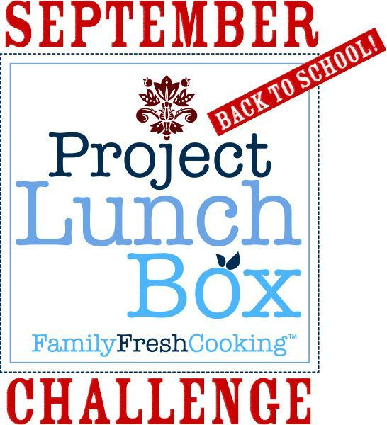 Project LunchBox September Challenge! #better health naturally