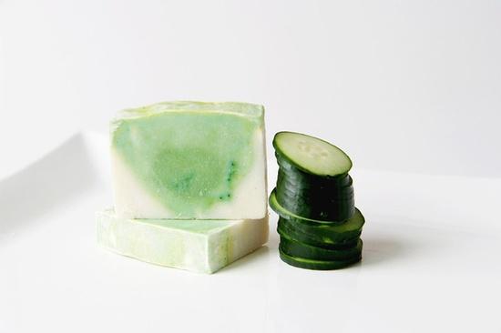 Cucumber Melon #Soap