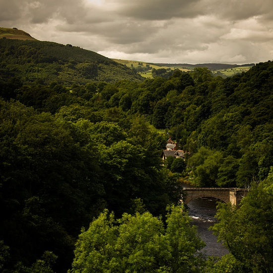 Froncysyllte, North Wales