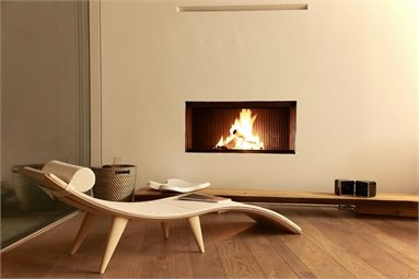 Home Sweet Home - Fossò, Italy - 2012 - 3ndy Studio #interiors #design #fireplace