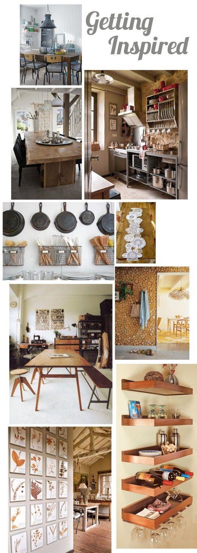 Some kitchen decorating ideas