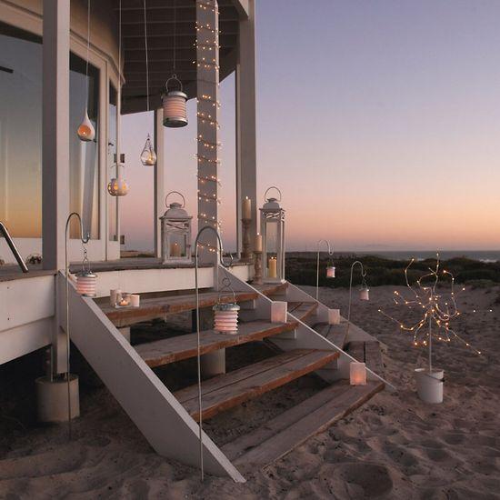 ...beach house!...