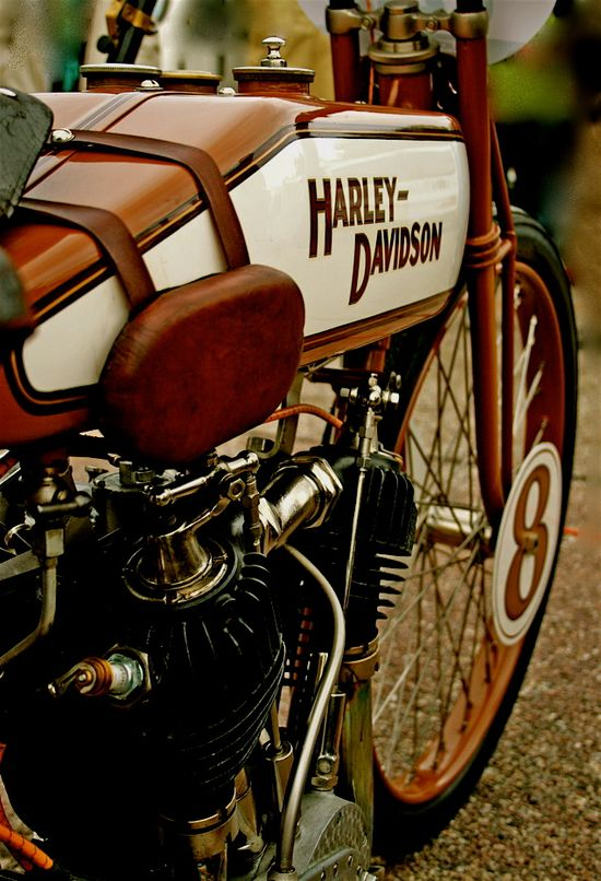 Harley Davidson - I enjoy the open road and the surprising places to which it can lead.