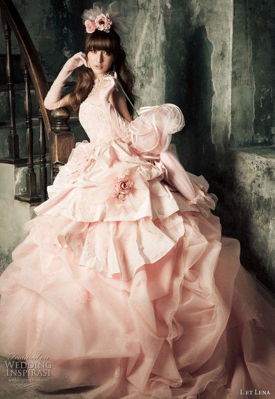 L et Lena Wedding Dresses