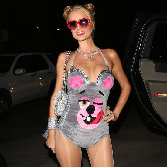 Celebrities Who Twerked Really Hard on Their Miley Costumes