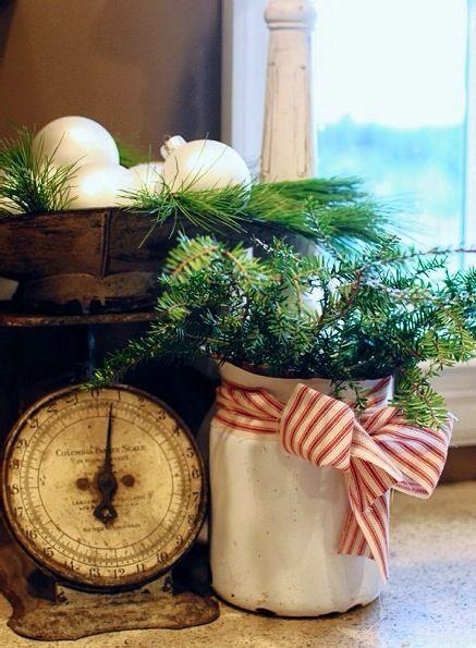Christmas Kitchen Decor...