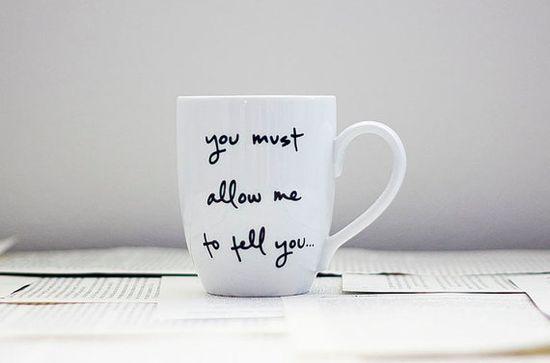 Mr Darcy Proposal Mug  Jane Austen by Brookish on Etsy #valentinesgift