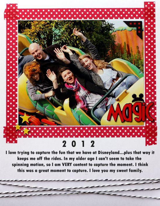 2012 Magic - Scrapbook.com