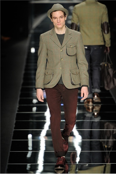 John Richmond - Men Fashion Fall Winter 2012-13 - Shows - Vogue.it