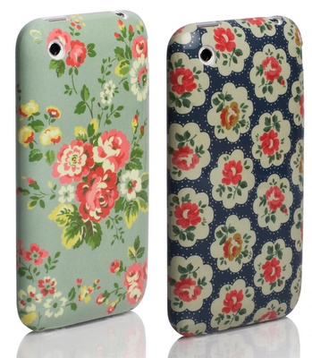 Iphone cases of Cath Kidston... beauteous!