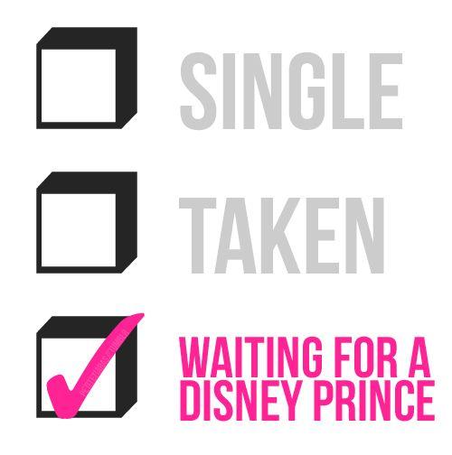 Disney. Aren't we all?