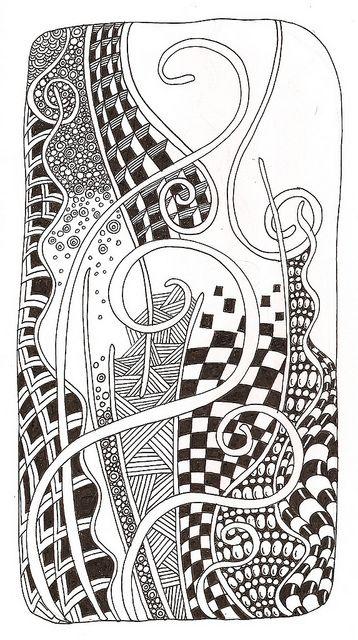 Barbara Finwall; doodles