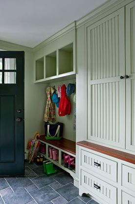 The New Mudroom: Home Design Ideas for Storage & Function