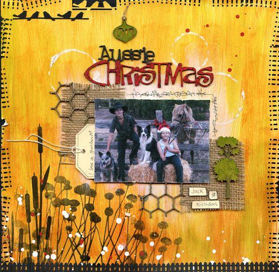 An Aussie Christmas TWO - Scrapbook.com