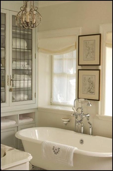French bathroom