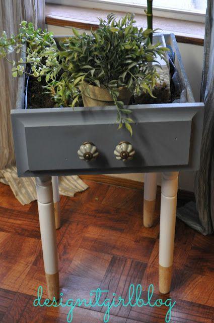 Pandora's Craft Box: Furniture DIY