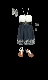 WetSeal.com Runway Outfit:  Let's Go Back To The Place.. by Kaylee Jane. Outfit Price $67.49