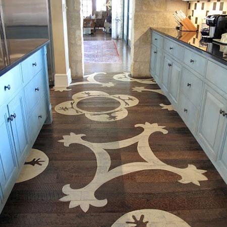 Love the floor design!