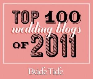 Top 100 Wedding Blogs of 2011