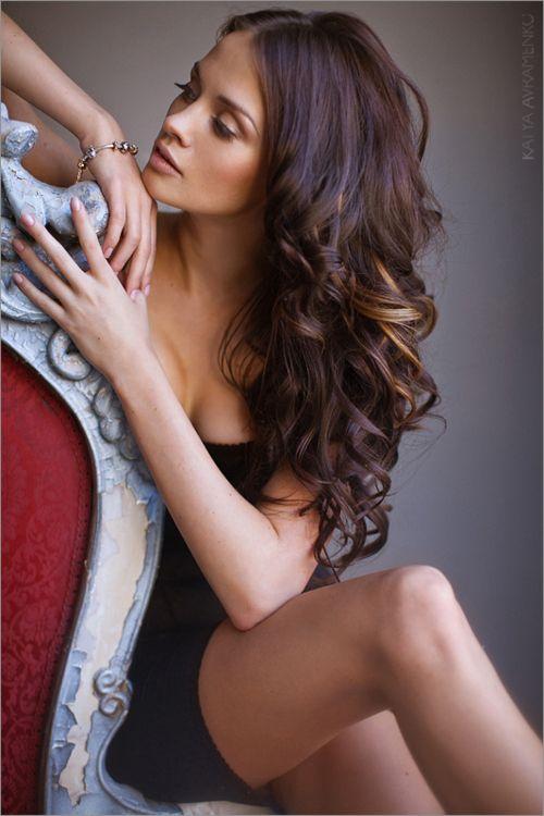 Brown Long Hair