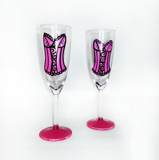 Bachelorette Party Champagne