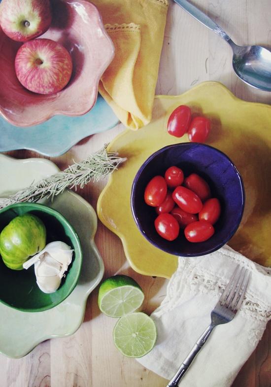 R. Wood Studio Ceramics. Love them, out of Athens Georgia.