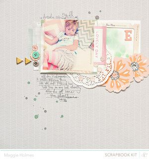 Lovely Day by maggie holmes > Studio Calico June Kits