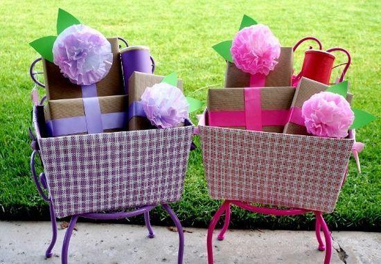 Creative Handmade Gift Wrapping