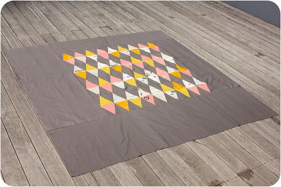 love this quilt by badskirt (amy)