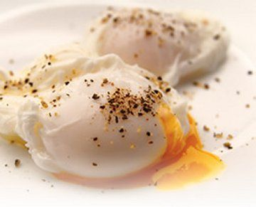 Poached Eggs - How To Make Perfect Poached Eggs