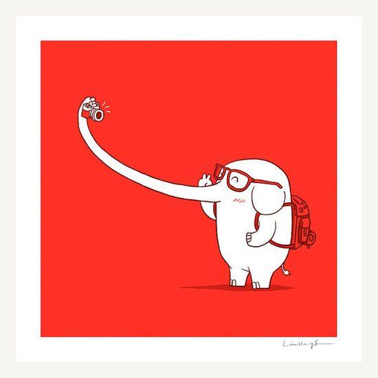 ? elephant!