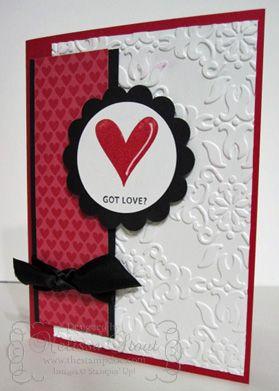 Handmade cards are cute & fun!