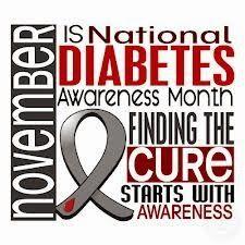 National Diabetes Awareness Month #Healthy Eating #Weekly Menu Plan