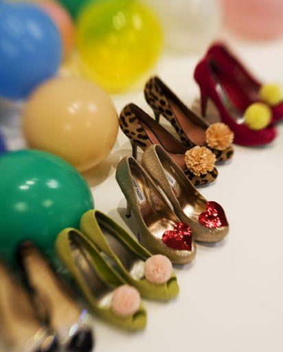 shoe clip love