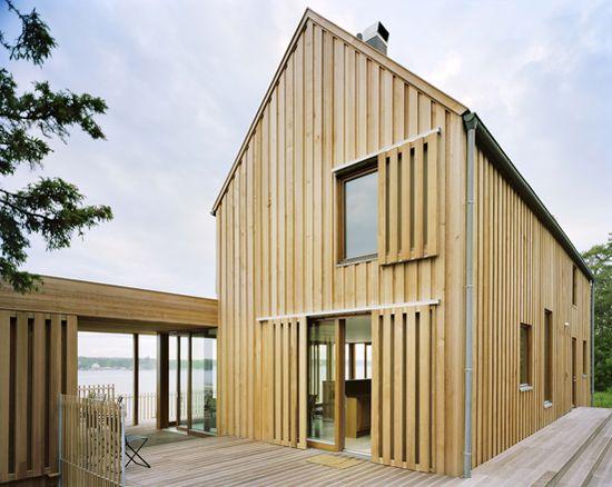 Villa Arkö by Marge Arkitekter