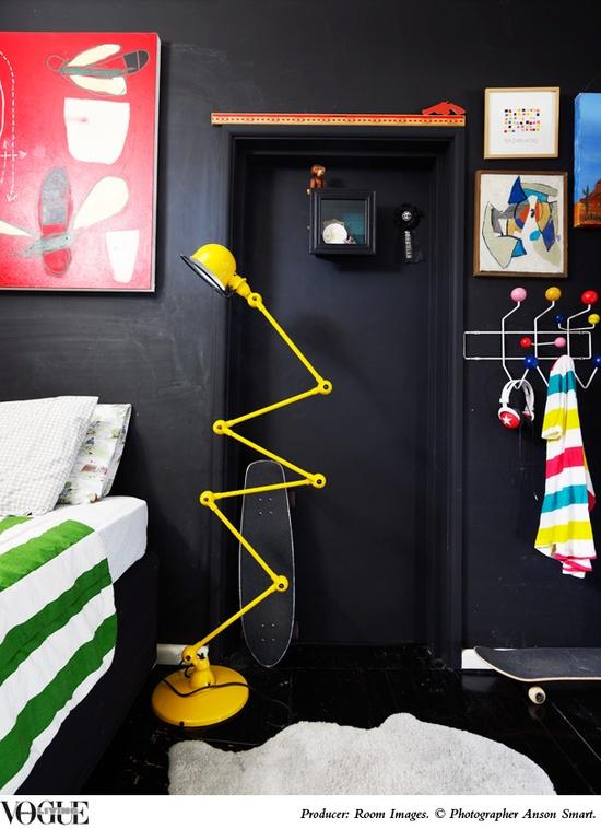 The home of interiors stylist Megan Morton.