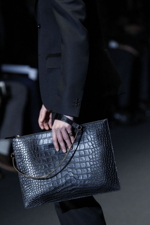 Gucci Fall/Winter Men's Bag Collection 2013
