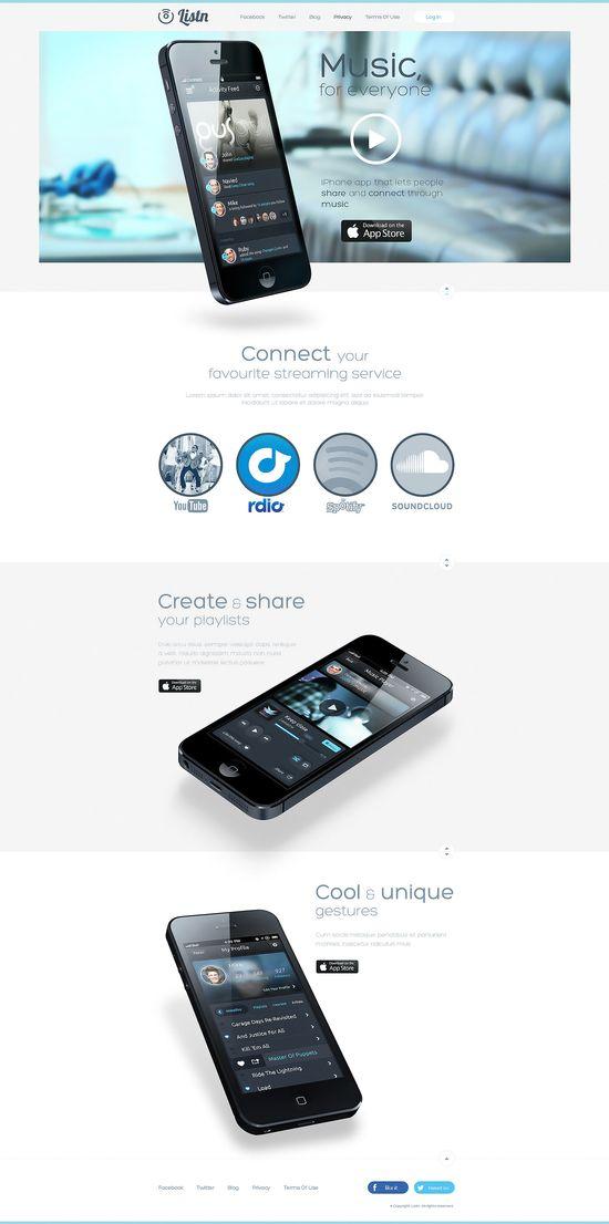 #mobile #app #concept #ui
