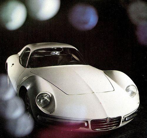 1965 Alfa Romeo Giulia 1600 Sport