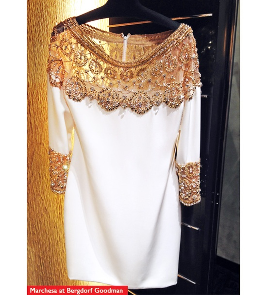 I need this dress. Marchesa.