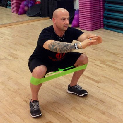 Ditch an exercise ball and use this awesome tool instead to make your squats more effective: www.shape.com/...