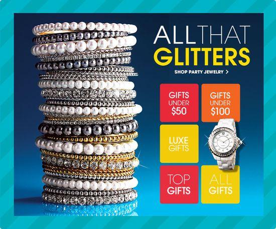 Jewelry, bracelets, rings, oh my!