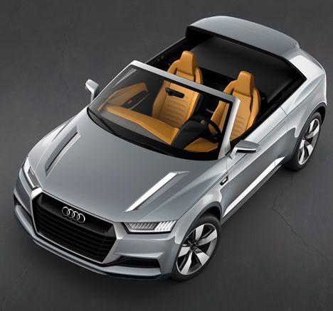 Audi announces new car design strategy