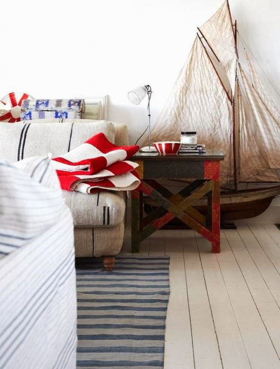 Charlotte Minty Interior Design: House by the Sea