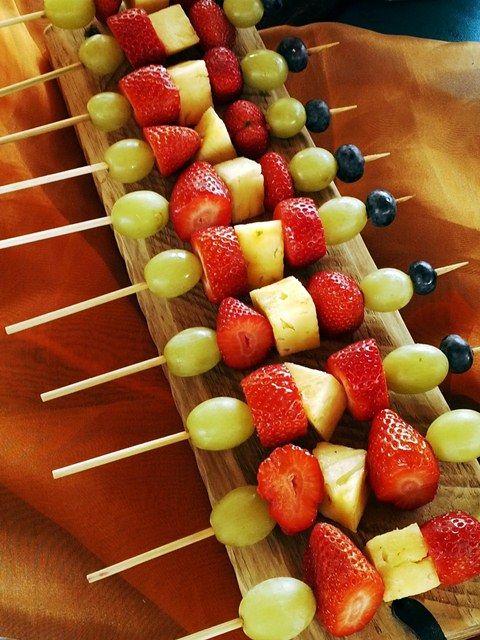 Fresh Fruit Arrows