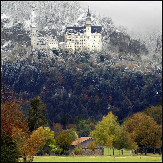 Neuschwanstein Castle, #Germany