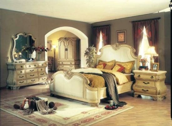Modern Classic Bedroom Design Ideas